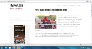 ARTICLE invade nola