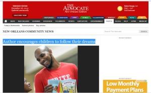 the advocate alex mcconduit