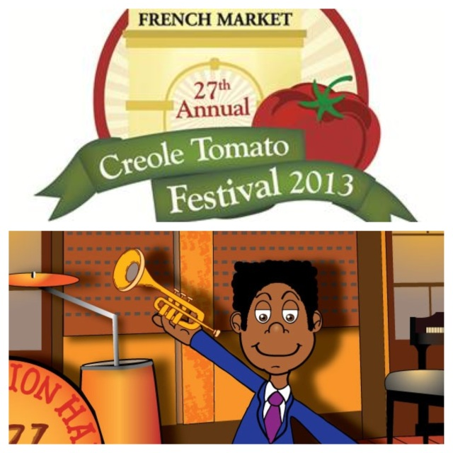 thorn in my horn creole tomato fest