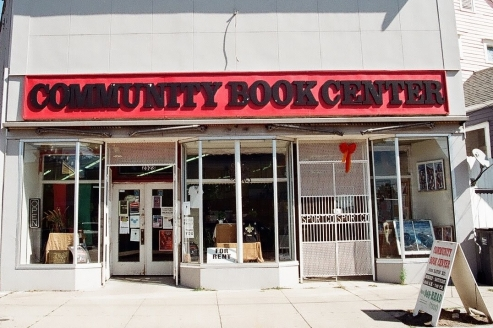 community book store
